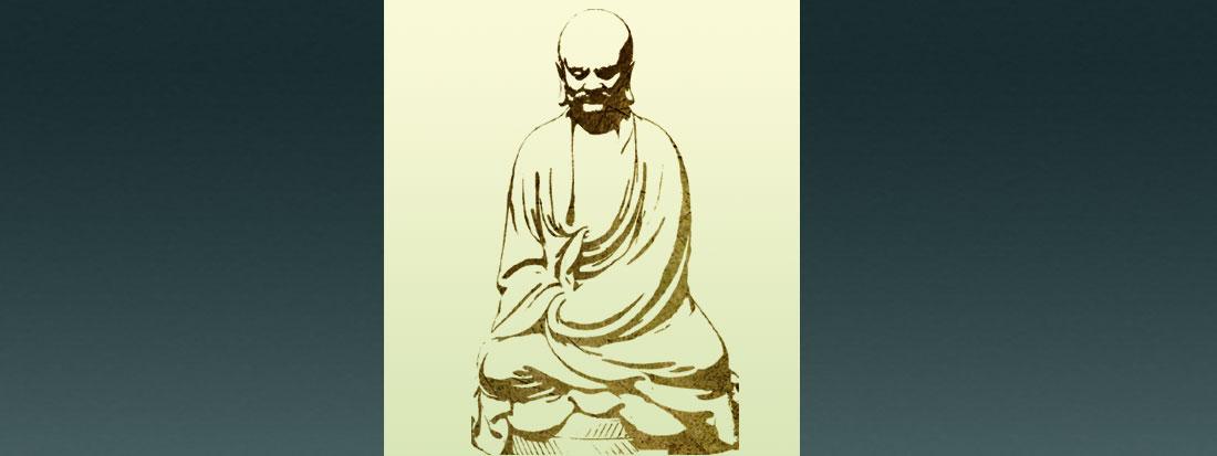Buddahvista stencil art design