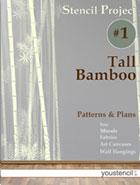 Bamboo stencil ebook #1
