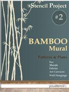 Bamboo stencil ebook #2