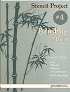 Bamboo stencil ebook #4