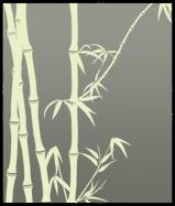 Bamboo freeform stencil kit 1
