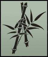 Bamboo motif 1