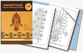 Greek Stencils Printable PDF