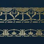 Greek Symbols Stencil ST18