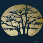 Tree Stencil #2 ST66
